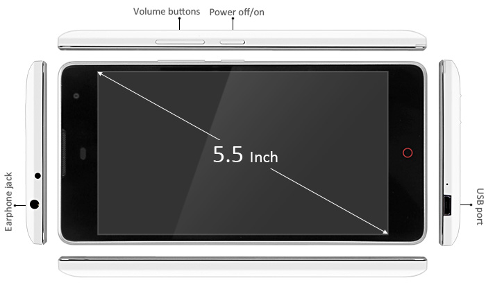 ZTE Nubia Z7 Max, Antutu , Snapdragon 801, SmartphoneChina günstig, Test