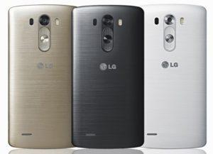 LG G3 F400 5.5 Zoll LTE QHD Phablet mit Android 4.4, Snapdragon 801 MSM8974AC Quad Core 2.5GHz, 3GB RAM, 32GB Speicher, 13MP+2.1MP Kameras, 3.000mAh Akku