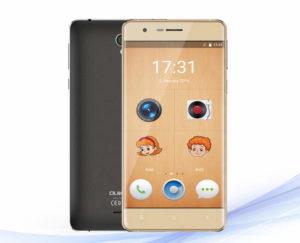 OUKITEL K4000 Lite 5.0 LTE qHD Smartphone mit Android 5.1, MTK6735 64bit Quad Core 1.0GHz, 2GB RAM, 16GB Speicher, 13MP+5MP (8+2) Kameras, 4.000mAh Akku