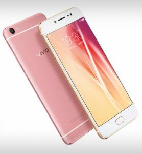 VIVO X7 – 5.2 Zoll LTE FHD Smartphone mit 5.1, Snapdragon 652 Octa Core 1.8GHz, 4GB RAM, 64GB Speicher, 16MP & 13MP Kameras, 3.000mAh Akku