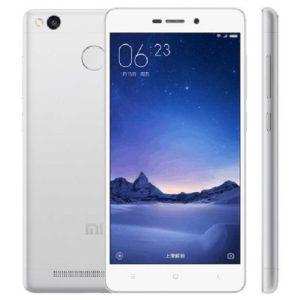 XIAOMI Redmi 3 Pro 5.0 Zoll LTE HD Smartphone mit Android 5.1, Snapdragon 616 64bit Octa Core 1.5GHz, 3GB RAM, 32GB Speicher, 13MP+5MP Kameras, 4.100mAh Akku