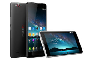 ZTE NUBIA Z7 Max – 5.5 Zoll LTE FHD Phablet mit Android 5.1, Snapdragon 801 Quad Core 2.5GHz, 2GB RAM, 32GB Speicher, 13MP & 5MP Kameras, 3.100mAh Akku
