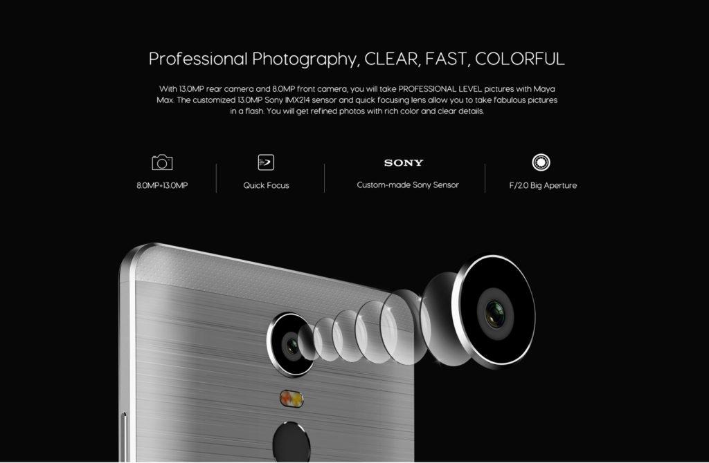 Bluboo Maya Max, Sony Kamera, Sony Akku, DHL Express China Dauer Tage, Zoll, zollfrei