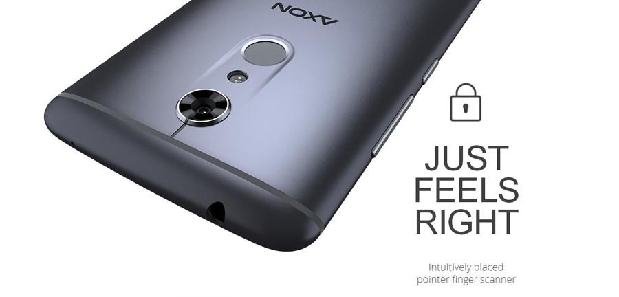 ZTE Axon 7 , Touch ID, vergleich Samsung S7,ZTE