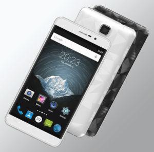 CUBOT Z100 PRO 5.0 Zoll LTE HD Smartphone mit Android 5.1, MTK6735 64bit Quad Core 1.0GHz, 3GB RAM, 16GB Speicher, 13MP+8MP (8MP+5MP) Kameras, 2.450mAh Akku
