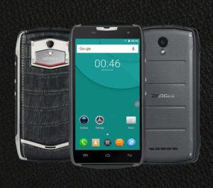 Doogee T5 5.0 Zoll LTE HD Smartphone mit Android 6.0, MTK6753 Octa Core 1.3GHz, 3GB RAM, 32GB Speicher, 13MP+8(5)MP Kameras, 4.500mAh Akku