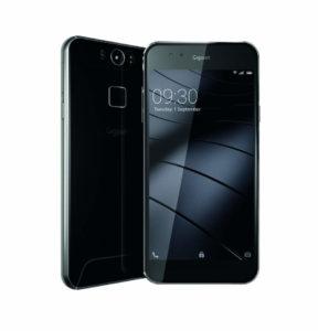 GIGASET ME Pro – 5,5 Zoll Full HD China-Smartphone mit allen LTE Bändern incl. B20, Qualcomm Snapdragon 810 Octa Core Prozessor, 3GB RAM + 32GB ROM (bis 128GB per microSD), 20MP Kamera mit OIS + 8MP Selfie-Cam und großem 4.000mAh Akku