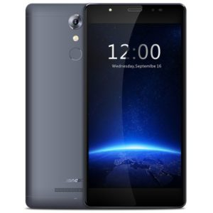 Leagoo T1 Plus 5.5 Zoll LTE HD Phablet mit Android 6.0, MTK6737 Quad Core 1.3GHz, 3GB RAM, 16GB Speicher, 13MP+13MP (8MP+8MP) Kameras, 2.660mAh Akku, Fingerprint Scanner, 2.5D Arc Display, Bluetooth 4.1