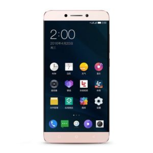LeTV LeEco Le 2 Pro X25 – 5.5 Zoll LTE FHD Phablet mit Android 6.0, Helio X25 Deca Core 2.5GHz, 4GB RAM, 32GB Speicher, 21MP & 8MP Kameras, 3.000mAh Akku
