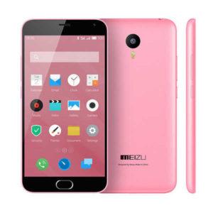 MEIZU M2 Note – 5.5 Zoll LTE FHD Phablet mit Android 5.0, MTK6753 Octa Core 1.3GHz, 2GB RAM, 16-32GB Speicher, 13MP & 5MP Kameras, 3.100mAh Akku