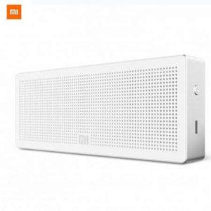 XIAOMI Bluetooth 4.0 Lautsprecher Mini USB Amplifier Stereo Sound Box mit 1.200mAh Akku für alle Bluetooth Geräte