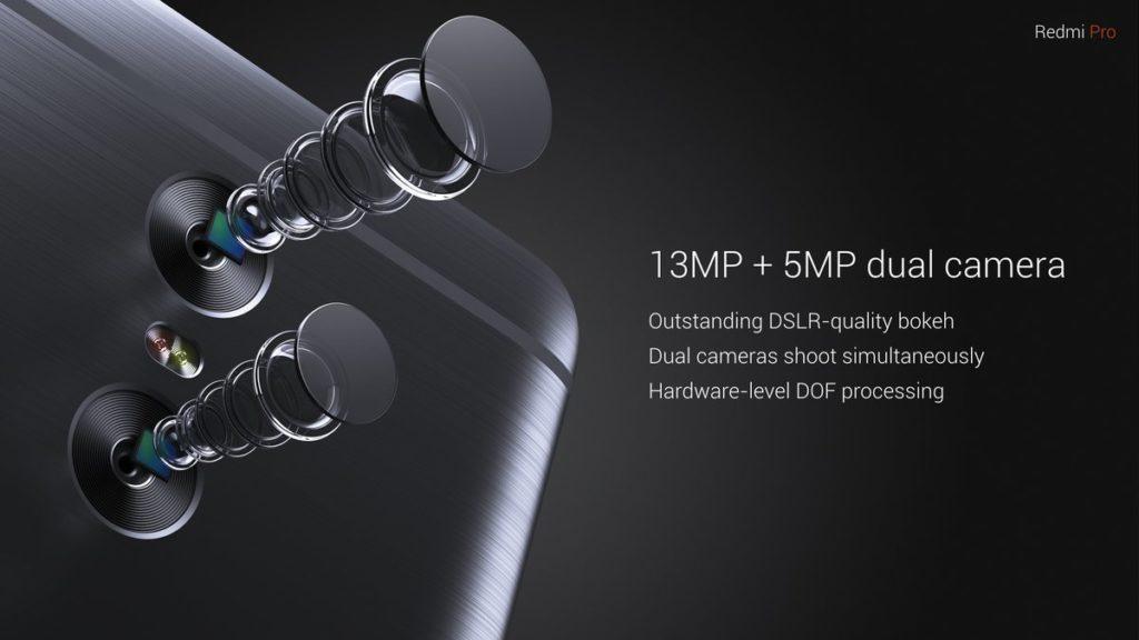 Xiaomi Redmi Pro, Sony Kamera IMX 258, 5MP Samsung Sensor, Test Kamera, Dual Kamera 13 Megapixel