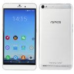 Ramos MOS 1 Max 6.44 Zoll LTE FHD Phablet mit MOUI (Android 5.1), MTK6753 Qcta Core 1.3Ghz, 3GB RAM, 32GB Speicher, 13MP+8MP Kameras (Sony), 6.010mAh Akku