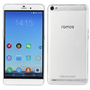 RAMOS MOS 1 Max – 6.44 Zoll LTE FHD Phablet mit Android 5.1, MTK6753 Qcta Core 1.3Ghz, 3GB RAM, 32GB Speicher, 13MP & 8MP Kameras, 6.010mAh Akku