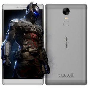 VKWorld T1 Plus Kratos 6.0 Zoll LTE HD Phablet mit Android 6.0, MTK6735 Quad Core 1.0GHz, 2GB RAM, 16GB Speicher, 13MP+8MP Kameras (Sony), 4.300mAh Akku