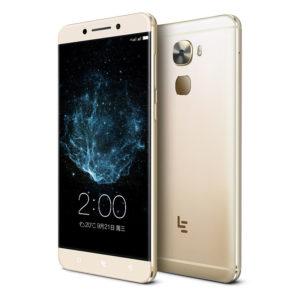 LeTV Leeco Le Pro 3 X720 – 5,5 Zoll FullHD Smartphone mit allen LTE Bändern für Europa (incl. B20), Snapdragon 821, 4GB/6GB RAM, 32GB/64GB/128GB ROM, 16MP+8MP Kameras und großem 4.070mAh Akku mit QC3.0 per USB-C