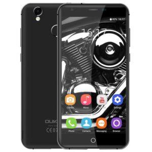 Oukitel K7000 5.0 Zoll LTE HD Smartphone mit Android 6.0, MTK6737 Quad Core 1.3GHz, 2GB RAM, 16GB Speicher, 8MP+5MP Kameras, 2.000mAh+5.000mAh Akku