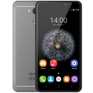 Oukitel U15 Pro 5.5 Zoll LTE HD Phablet mit Android 6.0, MTK6753 Octa Core 1.3GHz, 3GB RAM, 32GB Speicher, 16MP+5MP Kameras, 3.000mAh Akku