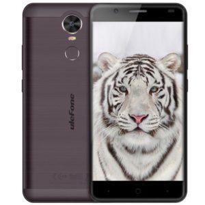 ULEFONE Tiger 5.5 Zoll LTE HD Phablet mit Android 6.0, MTK6737 Quad Core 1.3GHz, 2GB RAM, 16GB Speicher, 8MP+5MP Kameras, 4.200mAh Akku