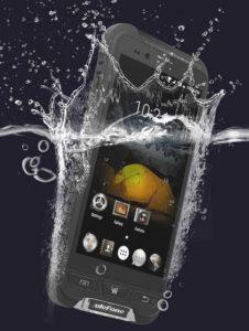 Ulefone Armor – 4,7 Zoll Outdoor Smartphone mit Android 6.0, MTK6753 Prozessor, 3GB RAM + 32GB ROM, 13MP+5MP Kameras, 3.500mAh Akku (Sony) und IP68 geschützt