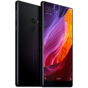 Xiaomi Mi MIX – 6,42 Zoll Phablet mit 2K-Display, Snapdragon 821, 4GB/6GB RAM, 128GB/256GB ROM, 16MP+5MP Kameras, Touch ID und 4.400mAh Akku