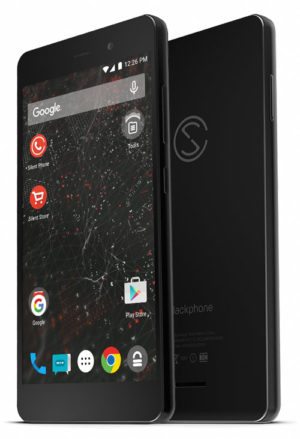 SILENT CIRCLE Blackphone 2 / BP2 – 5.5 Zoll LTE FHD Phablet mit Android 5.1, Snapdragon 615 Octa Core 1.7GHz, 3GB RAM, 32GB Speicher, 13MP & 5MP Kameras, 3.060mAh Akku
