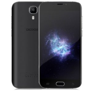 DOOGEE X9 Pro 5.5 Zoll LTE HD Phablet mit Android 6.0, MTK6737 Quad Core 1.3GHz, 2GB RAM, 16GB Speicher, 8MP+5MP Kameras, 3.000mAh Akku