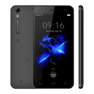 HOMTOM HT16 Pro 5.0 Zoll LTE HD Smartphone mit Android 6.0, MTK6737 64bit Quad Core 1.3GHz, 2GB RAM, 16GB Speicher, 13MP+5MP Kameras, 3.000mAh Akku