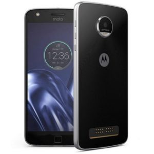 MOTOROLA Moto Z Play – 5.5 Zoll LTE FHD Phablet mit Android 6.0, Snapdragon 625 Octa Core 2.0GHz, 3GB RAM, 64GB Speicher, 16MP & 5MP Kameras, 3.510mAh Akku