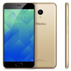 MEIZU M5 5.2 Zoll LTE HD Smartphone mit Android 6.0, MTK6750 Octa Core 1.5GHz, 2GB/3GB RAM, 16GB/32GB Speicher, 13MP+5MP Kameras, 3.070mAh Akku