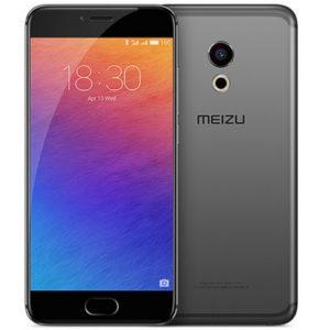 MEIZU Pro 6S – 5.2 Zoll LTE FHD Smartphone mit Android 6.0, Helio X25 Deca Core 2.5Ghz, 4GB RAM, 64GB Speicher, 12MP & 5MP Kameras, 3.060mAh Akku