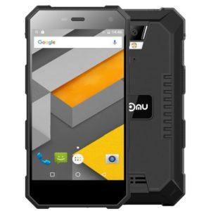 NOMU S10 – 5.0 Zoll LTE HD Outdoor Smartphone mit Android 6.0, MTK6737 Quad Core 1.5GHz, 2GB RAM, 16GB Speicher, 8MP & 2MP Kameras, 5.000mAh Akku