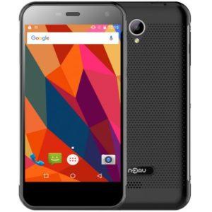 NOMU S20 – 5.0 Zoll LTE HD Smartphone mit Android 6.0, MTK6737 Quad Core 1.5GHz, 3GB RAM, 32GB Speicher, 8MP & 2MP Kameras, 3.000mAh Akku