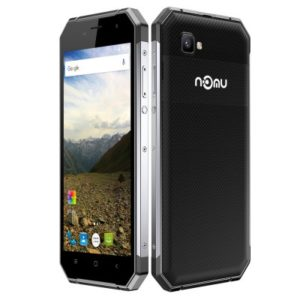NOMU S30 – 5.5 Zoll LTE FHD Outdoor Phablet mit Android 6.0, Helio P10 Octa Core 2.0GHz, 4GB RAM, 64GB Speicher, 13MP & 5MP Kameras, 5.000mAh Akku