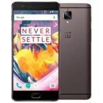 OnePlus 3T 5.5 Zoll LTE FHD Phablet mit Android 7.0, Snapdragon 821 Quad Core 2.35GHz, 6GB RAM, 64GB/128GB Speicher, 16MP+16MP Kameras, 3.400mAh Akku