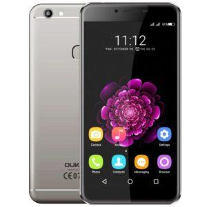OUKITEL U15S – 5.5 Zoll LTE FHD Phablet mit Android 6.0, MTK6750T Octa Core 1.5GHz, 4GB RAM, 32GB Speicher, 16MP & 8MP Kameras, 2.450mAh Akku