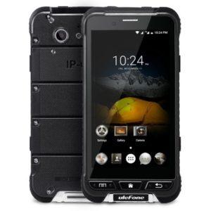 ULEFONE Armor – 4.7 Zoll LTE HD Outdoor Smartphone mit Android 6.0, MTK6753 Octa Core 1.3GHz, 3GB RAM, 32GB Speicher, 13MP & 5MP Kameras, 3.500mAh Akku