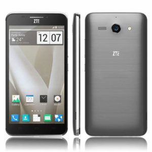 ZTE Grand SII – 5.5 Zoll LTE FHD Phablet mit Android 4.3, Snapdragon 801 Quad Core 2.3GHz, 2GB RAM, 16GB Speicher,  13MP & 2MP Kameras, 3.100mAh Akku
