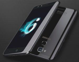 Doogee Y6 Piano Black – 5,5 Zoll Smartphone mit Android 6.0, MTK6750 Octa Core, 4GB RAM + 64GB ROM, 13MP+8MP Kameras (beide mit Blitz), allen LTE-Bändern und 3.200mAh Akku