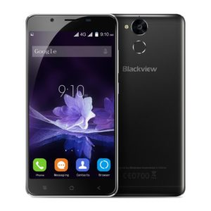 BLACKVIEW P2 – 5.5 Zoll LTE FHD Phablet mit Android 6.0, MTK6750 Octa Core 1.5GHz, 4GB RAM, 64GB Speicher, 13MP & 8MP Kameras, 6.000mAh Akku