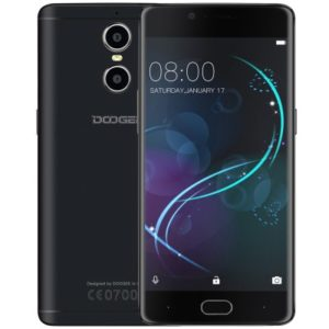 DOOGEE Shoot 1 – 5.5 Zoll LTE FHD Phablet mit Android 6.0, MTK6737 Quad Core 1.5GHz, 2GB RAM, 16GB Speicher, Dual 13MP/8MP+8MP Kameras, 3.300mAh Akku