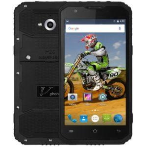 VPHONE M3 – 5.0 Zoll LTE HD Outdoor Smartphone mit Android 5.1, MTK6735 Quad Core 1.3GHz, 2GB RAM, 16GB Speicher, 13MP & 5MP Kameras, 4.500mAh Akku