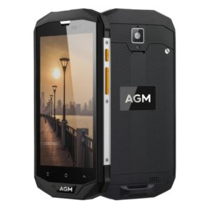 AGM A8 – 5.0 Zoll LTE HD Outdoor Smartphone mit Android 7.0, Snapdragon 410 Quad Core 1.2GHz, 3-4GB RAM, 32-64GB Speicher, 13MP & 2MP Kameras, 4.050mAh Akku