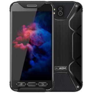 AGM X2 – 5.5 Zoll LTE FHD Outdoor Phablet mit Android 7, Snapdragon 800 Quad Core 2.26GHz, 6GB RAM, 64GB Speicher, Dual 16MP/16MP & 13MP Kameras, 6.000mAh Akku