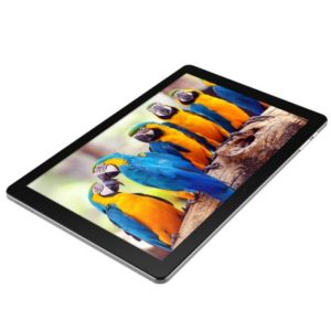 CHUWI HI10 PLUS 10.8 Zoll WUXGA Dual Boot Tablet PC mit Windows 10 + Remix OS 2.0, Intel Cherry Trail Z8300 64bit Quad Core 1.44GHz, 4GB RAM, 64GB Speicher, 2MP+2MP Kameras, 8.400mAh Akku