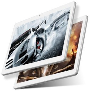 CUBE T12 10.1 Zoll 3G WXGA Phablet mit Android 6.0, MTK8321 Quad Core 1.3GHz, 1GB RAM, 16GB Speicher, 5MP+0.3MP Kameras, 5.000mAh Akku