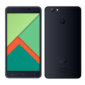 ELEPHONE C1X 5.5 Zoll LTE HD Phablet mit Android 6.0, MTK6737 Quad Core 1.3GHz, 2GB RAM, 16GB Speicher, 8MP+5MP Kameras, 2.500mAh Akku