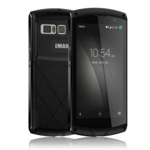 IMAN Victor S – 5.0 Zoll LTE HD Outdoor Smartphone mit Android 6.0, MTK6735 Quad Core 1.3GHz, 2GB RAM, 16GB Speicher, 8MP & 2MP Kameras, 4.500mAh Akku