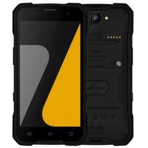 JESY J7 – 4.7 Zoll LTE HD Outdoor Smartphone mit Android 6.0, MTK6753 Octa Core 1.3GHz, 3GB RAM, 32GB Speicher, 13MP & 5MP Kameras, 4.100mAh Akku