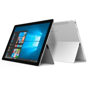 TECLAST X5 Pro 12.2 Zoll WUXGA Tablet PC mit Windows 10, Intel Kaby Lake Core M3-7Y30 Quad Core 1.0GHz, 8GB RAM 256GB SSD, 5MP+2MP Kameras, 5.000mAh Akku